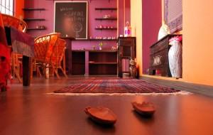 Witamy w Orientalnym Saloniku Chai&Cafe
