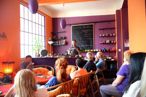 W Saloniku Chai&Cafe również organizujemy spotkania tematyczne